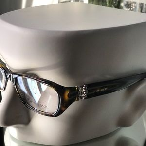 Tiffany & Co personality frames high end..
